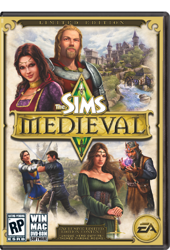 thesimsmedieval-PC-Pack-Art