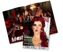 SF fashionista issue12
