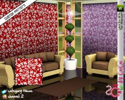 sims3cri_pattern_cri_theme_butterfliesflowers